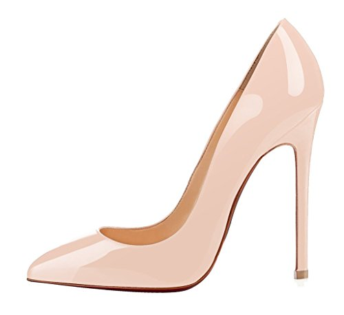 Guoar-Womens-Big-Size-Stiletto-High-Heels-Pointy-Toe-Pumps-Shoes-for-Spring-Summer-Autumn-0