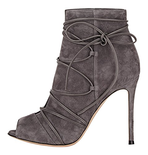Guoar-Womens-High-Heel-Shoes-Bootie-Big-Size-Gladiator-Cut-Out-Peep-Toe-Strappy-Ankle-Boots-for-Wedding-0