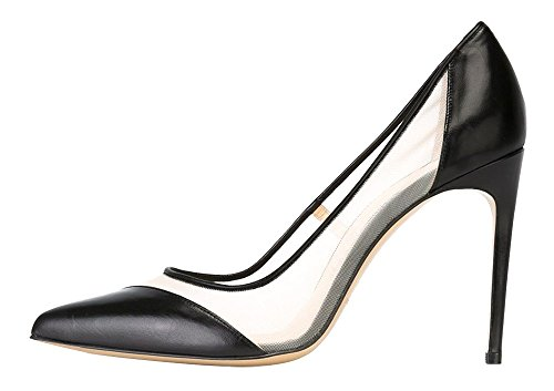 Guoar-Womens-Mesh-Stiletto-Heel-Big-Size-Shoes-Pointed-Toe-Ladies-Pumps-for-Work-Place-Dress-0