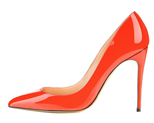 Guoar-Womens-Stiletto-Big-Size-Sandals-Court-Shoes-Pointed-Toe-Pumps-for-Wedding-Party-Dress-0