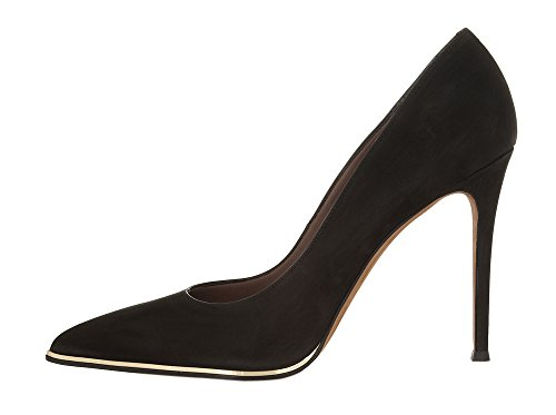 Guoar-Womens-Stiletto-Heel-Big-Size-Court-Shoes-Pointed-Toe-Suede-Pumps-for-Wedding-Party-Dress-0