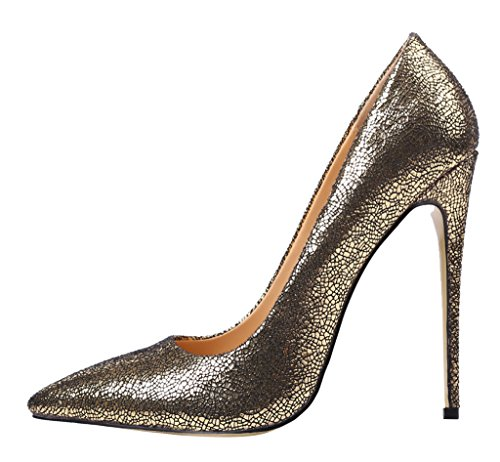 Guoar-Womens-Stiletto-Heel-Sandals-Big-Size-Glitter-Shoes-Pointed-Toe-Pumps-for-Wedding-Party-Dress-0