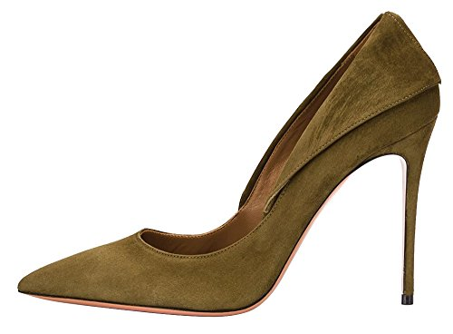 Guoar-Womens-Stiletto-Sandals-Big-Size-Shoes-Pointed-Toe-Suede-Pumps-for-Wedding-Party-Dress-0