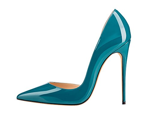 MONICOCO-Womens-High-Spike-Heel-Cut-Out-DOrsay-Pointed-Toe-Dress-Pump-for-Party-Wedding-0