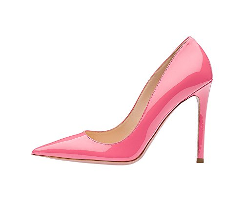 Guoar-Womens-Stiletto-Big-Size-Shoes-Pointed-Toe-Ladies-Solid-Pumps-for-Work-Prom-Dress-Party-Pink-US14-0