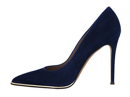 Guoar-Womens-Stiletto-Heel-Big-Size-Court-Shoes-Pointed-Toe-Suede-Pumps-for-Wedding-Party-Dress-Blue-US9-0
