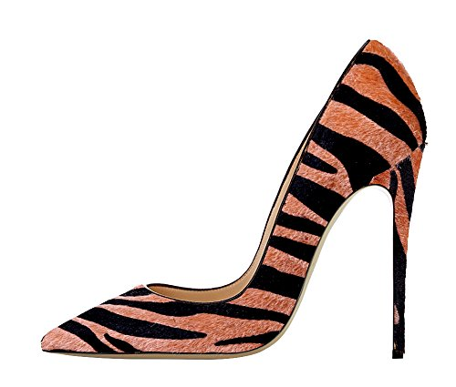 Guoar-Womens-Stiletto-Heel-Sandals-Big-Size-Shoes-Pointed-Toe-Zebra-Pumps-for-Wedding-Party-Dress-Zebra-Brown-US12-0