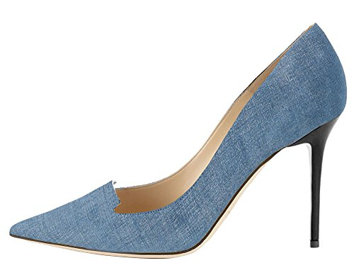 Guoar-Womens-Stiletto-Heel-Sandals-Big-Size-Solid-Shoes-Pointed-Toe-PU-Pumps-for-Wedding-Party-Dress-Denim-US7-0