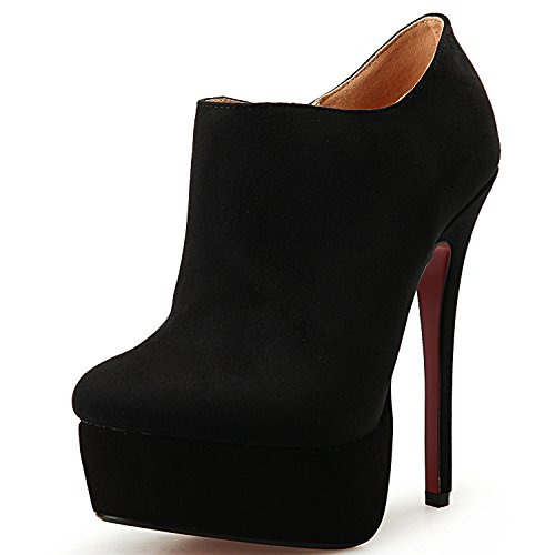 Leeminus-Womens-Suede-Platform-High-Heels-Pump-Shoes-0