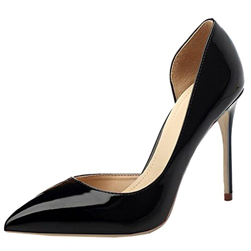 Lovirs-Womens-Pointed-Toe-Sexy-High-Heel-Slip-On-Stiletto-Pumps-Wedding-Party-Plus-Size-Shoes-0