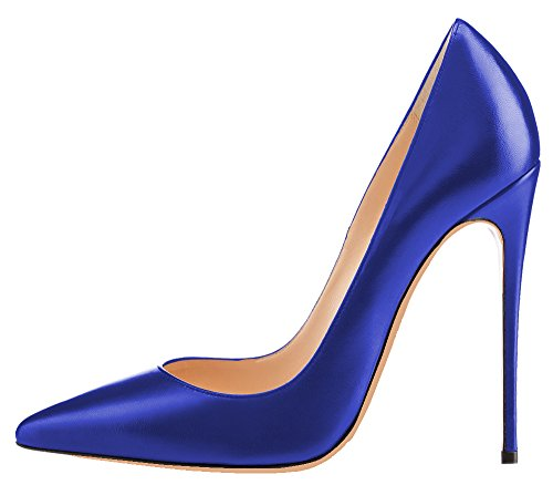 MONICOCO-Womens-Stiletto-Heel-Plus-Size-Shoes-Pointed-Toe-Pump-for-Wedding-Party-Dress-0