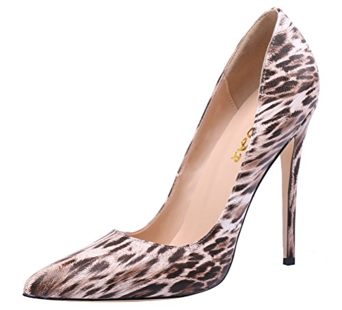 AOOAR-Womens-Animal-Print-Party-Pumps-Shoes-0