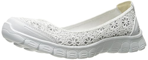 Skechers-Sport-Womens-EZ-Flex-Flighty-Majesty-Slip-On-Flat-0
