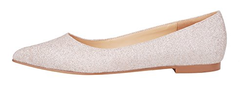 queenfoot-Womens-Pointed-Toe-Simple-Styles-Genuine-Leather-Comfortable-Ballet-Flats-Casual-Pumps-Shoes-0