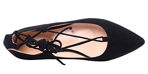 AOOAR-Womens-Adjustable-Strap-Black-Suede-Casual-Flats-8-M-US-0-2