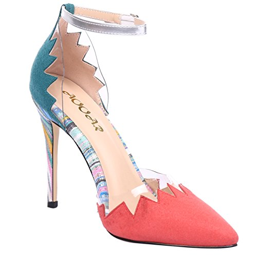 AOOAR-Womens-Ankle-Strap-Dress-Sandal-Coral-Pumps-75-M-US-0-2