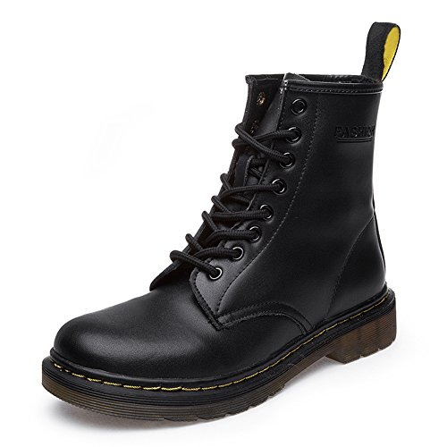 AOOAR-Womens-Lace-Up-Retro-Ankle-Combat-Boots-0