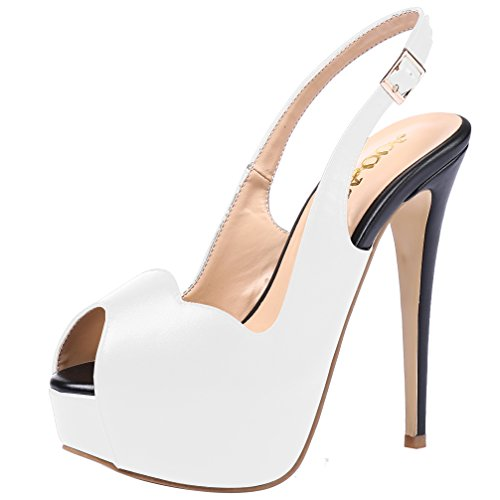 AOOAR-Womens-Slingback-High-Heels-Party-Pumps-with-Hidden-Platform-0