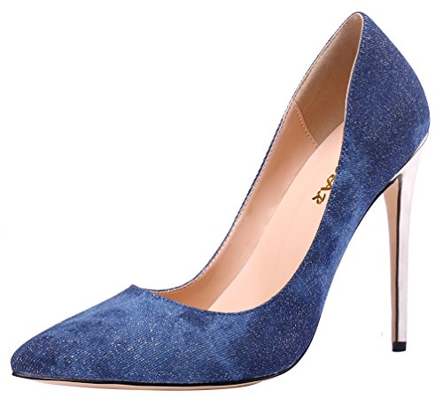 AOOAR-Womens-Stiletto-Denim-Blue-Party-Pumps-95-M-US-0