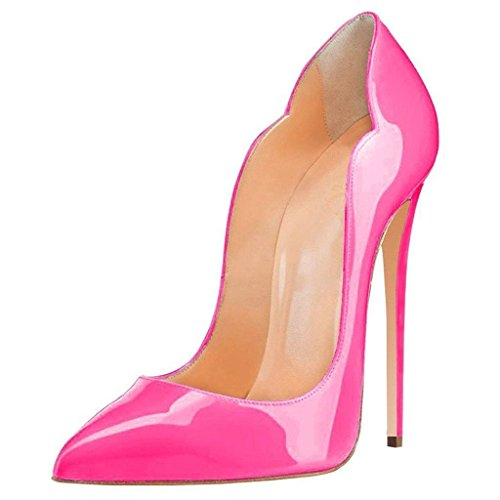 Come-hither-Supersharp-Sophisticated-Pointed-Toe-Heeled-StilettoS-Pumps-Party-Shoes-0