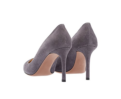Guoar-Womens-Stiletto-Big-Size-Shoes-Pointed-Toe-Ladies-High-Heel-Pumps-for-Work-Prom-Dress-Party-Grey-US75-0-2