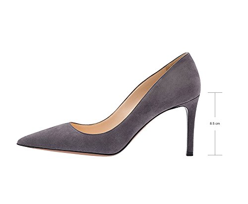 Guoar-Womens-Stiletto-Big-Size-Shoes-Pointed-Toe-Ladies-High-Heel-Pumps-for-Work-Prom-Dress-Party-Grey-US75-0