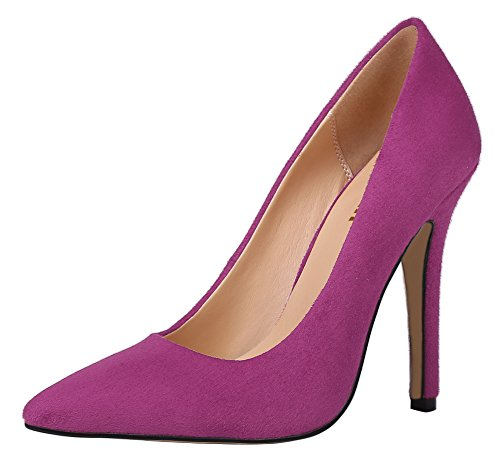 Guoar-Womens-Stiletto-Heel-Big-Size-Court-Shoes-Pointed-Toe-Suede-Pump-for-Wedding-Party-Dress-Violet-US-14-0-0