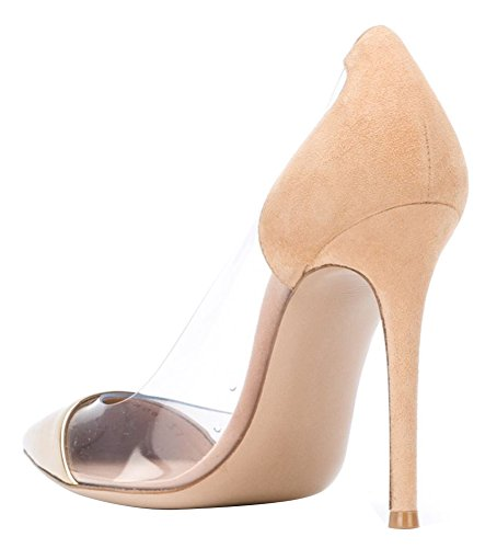 Guoar-Womens-Stiletto-Heel-Sandals-Big-Size-Solid-Shoes-Pointed-Toe-Suede-Pumps-for-Wedding-Party-Dress-Camel-US55-0-2