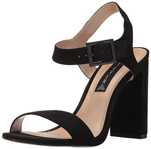 STEVEN-by-Steve-Madden-Womens-Eisla-Dress-Sandal-Black-Nubuck-95-M-US-0