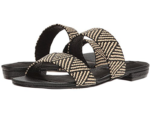 STEVEN-by-Steve-Madden-Womens-Friendsy-Flat-Sandal-BlackMulti-7-M-US-0