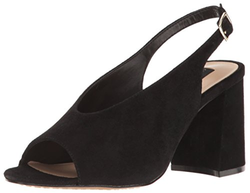 STEVEN-by-Steve-Madden-Womens-Futures-Platform-Dress-Sandal-Black-Suede-85-M-US-0