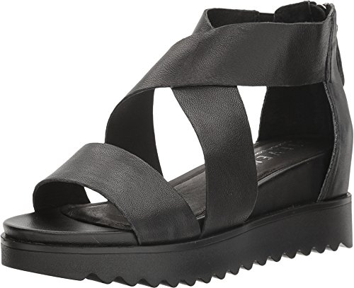 Steven-Womens-Natural-Comfort-Kaley-Black-Leather-Sandal-0