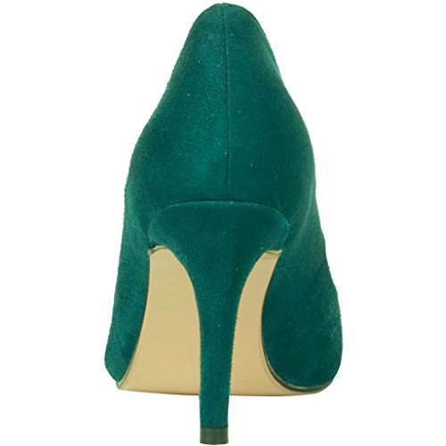 Calaier-Womens-Cadrum-Luxury-Sexy-Fashion-Wedding-Dress-Evening-Modern-High-Pointed-Toe-7CM-Stiletto-Slip-on-Pumps-Green-95-BM-US-0-1