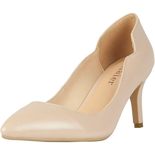 Calaier-Womens-Cashow-Designer-Luxury-Bride-Wedding-Evening-Elegant-High-Heel-Pointed-Toe-7CM-Stiletto-Slip-on-Pumps-off-white-75-BM-US-0