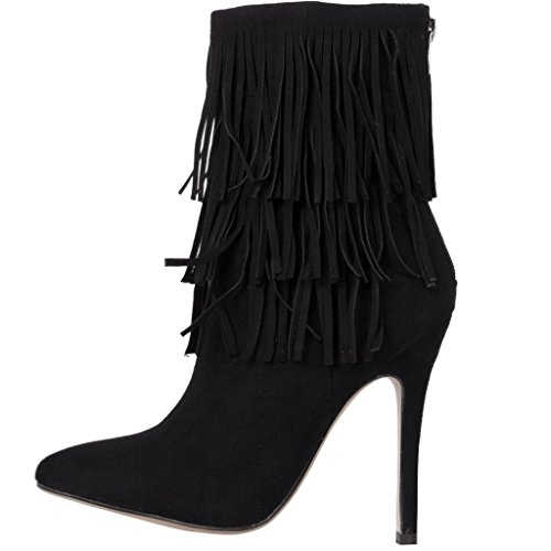 Calaier-Womens-Caweekend-2016-Designer-Luxury-Sexy-Winter-Snow-Warm-Fashion-Dress-Tassle-High-Heel-Shoes-Pointed-Toe-12CM-Stiletto-Zipper-Boots-Black-7-BM-US-0-0