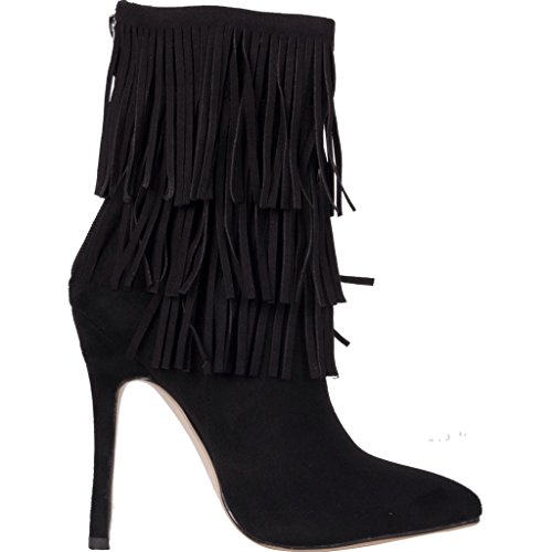Calaier-Womens-Caweekend-2016-Designer-Luxury-Sexy-Winter-Snow-Warm-Fashion-Dress-Tassle-High-Heel-Shoes-Pointed-Toe-12CM-Stiletto-Zipper-Boots-Black-7-BM-US-0-2