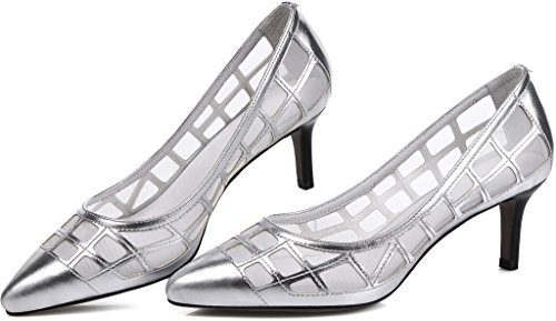 Calaier-Womens-Jtabi-Pointed-Toe-6CM-Stiletto-Slip-on-Pumps-Shoes-silver-9-BM-US-0-3