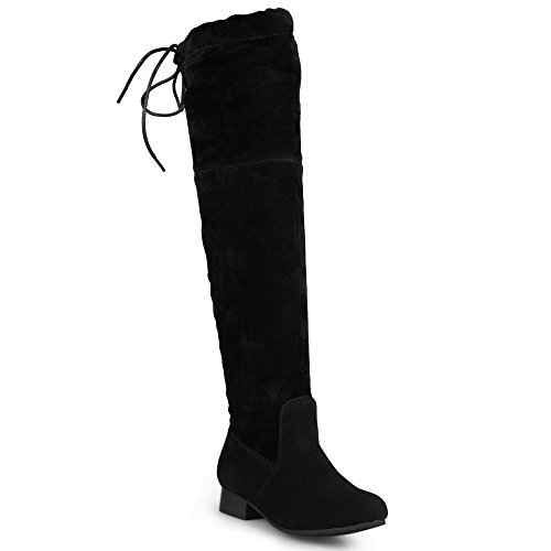 Chillipop-Over-the-Knee-Boots-for-Girls-and-Juniors-Faux-Suede-Fashion-Boot-0