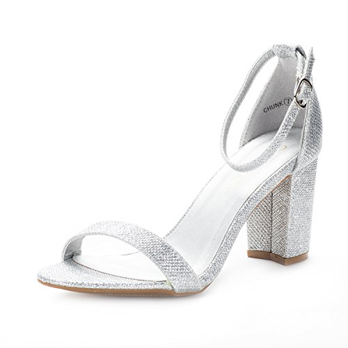 DREAM-PAIRS-CHUNK-Womens-Evening-Dress-Low-Chunky-Heel-Open-Toe-Ankle-Strap-Stiletto-Wedding-Pumps-Sandals-Silver-Glitter-Size-12-0