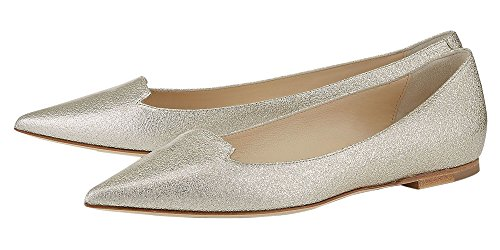 Guoar-Womens-Ballet-Flats-Big-Size-Sandals-Ladies-Shoes-Solid-Pointed-Toe-Bling-Pumps-for-Wedding-Party-Dress-Silver-US-13-0-1