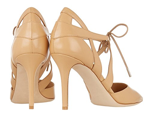 Guoar-Womens-High-Heel-Sandals-Big-Size-Solid-Shoes-Pointed-Toe-Dress-Lace-up-Pumps-for-Wedding-Party-Nude-US65-0-1