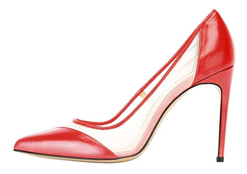 Guoar-Womens-Mesh-Stiletto-Heel-Big-Size-Shoes-Pointed-Toe-Ladies-Pumps-for-Work-Place-Dress-Red-US-9-0