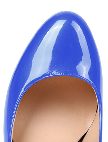 Guoar-Womens-Solid-Shoes-High-Heel-Big-Size-with-Platform-Patent-Pumps-for-Wedding-Party-Dress-Blue-US65-0-1