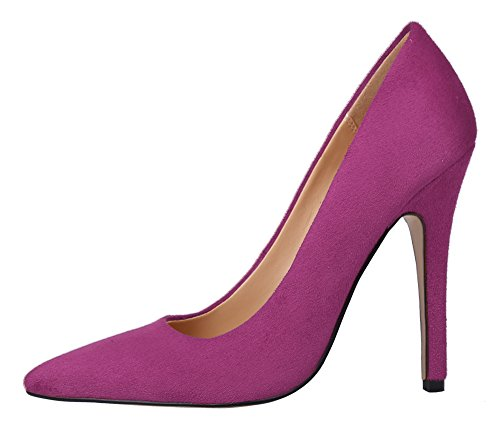 Guoar-Womens-Stiletto-Heel-Big-Size-Court-Shoes-Pointed-Toe-Suede-Pump-for-Wedding-Party-Dress-Violet-US-13-0