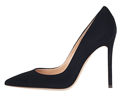 Guoar-Womens-Stiletto-Heel-Sandals-Big-Size-Solid-Shoes-Pointed-Toe-Suede-Pump-for-Wedding-Party-Dress-Navy-US75-0