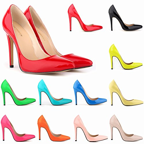Loslandifen-Womens-Shoes-Closed-Toe-High-Heels-Womens-Pointed-Slender-Leather-Pumps-0