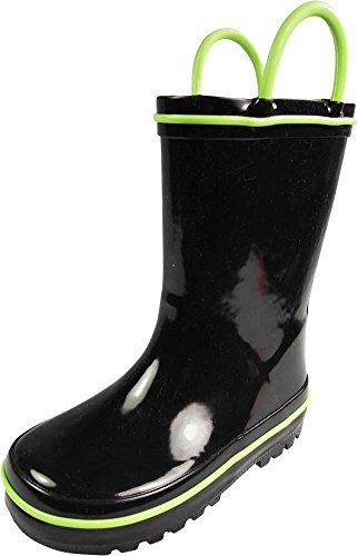 Norty-Boys-Waterproof-Rainboot-Black-Lime-39828-11MUSLittleKid-0
