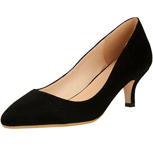 Calaier-Women-Caguitar-Designer-Parties-Luxury-Wedding-Dress-Plus-Size-Pointed-Toe-55CM-Stiletto-Slip-on-Shoes-Pumps-123-Black-C-11-BM-US-0