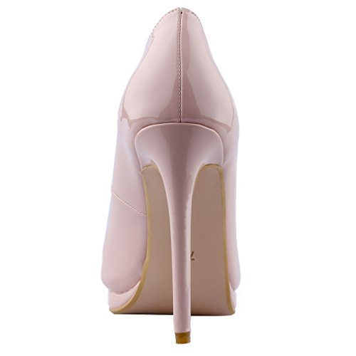Calaier-Womens-Cakill-Sexy-Luxury-Designer-Wedding-Dress-Elegant-Office-High-Heel-Plus-Size-Pointed-Toe-115CM-Stiletto-Slip-on-Pumps-Shoes-Beige-5-BM-US-0-1