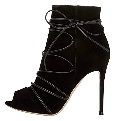 Guoar-Womens-High-Heel-Shoes-Bootie-Big-Size-Gladiator-Cut-Out-Peep-Toe-Strappy-Ankle-Boots-for-Wedding-Party-Dress-Black-US15-0